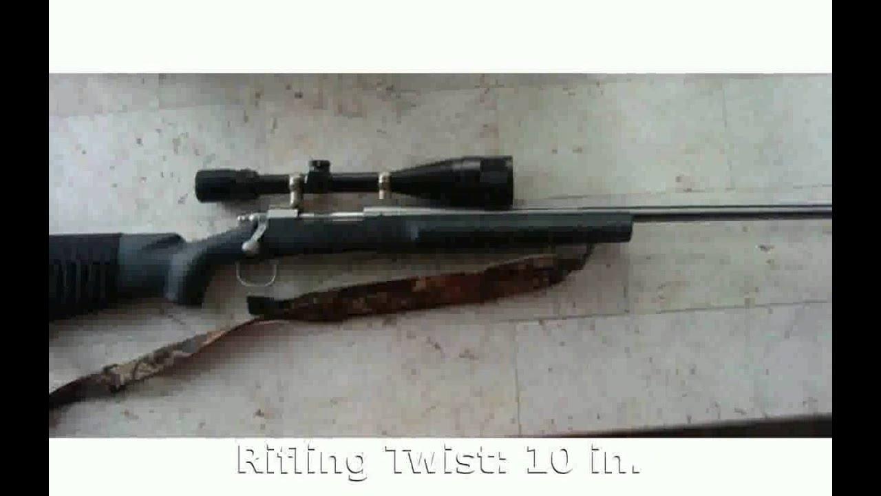 Remington 700 Sendero SF II  300 Winchester Magnum Rifle