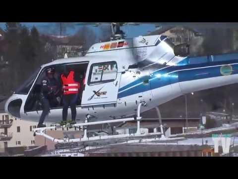 Lavarone 2015 Helicopter - dal GHIACCIO all'OFFSHORE con Fabrizio Boffi