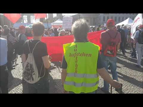 Berlin Aufstehen! Kein Krieg gegen den Iran! - Sahra Wagenknecht, Fraktion DIE LINKE. im Bundestag