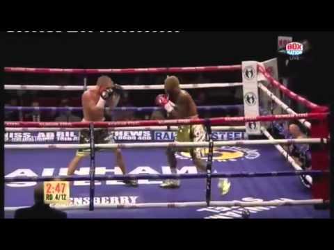 Paul Butler vs Zolani Tete 06 03 2015