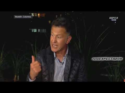 Juan Carlos Osorio DT de la seleccion mexicana entrevistado en Futbol Picante (1/3)
