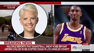 "MSNBC Alison Morris ""los angeles n word"" BURN IT DOWN"