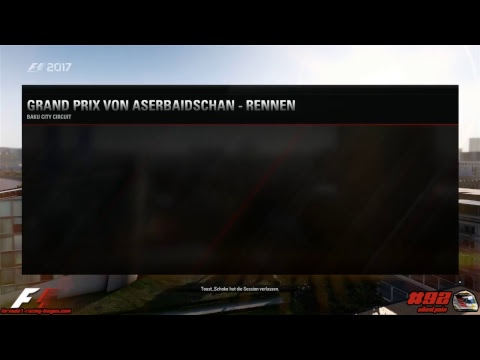 Iceland Racing Group | Aserbaidschan | F1 2017 LIVE