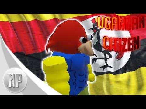 I Am A  Ugandan Citizen (VRChat)