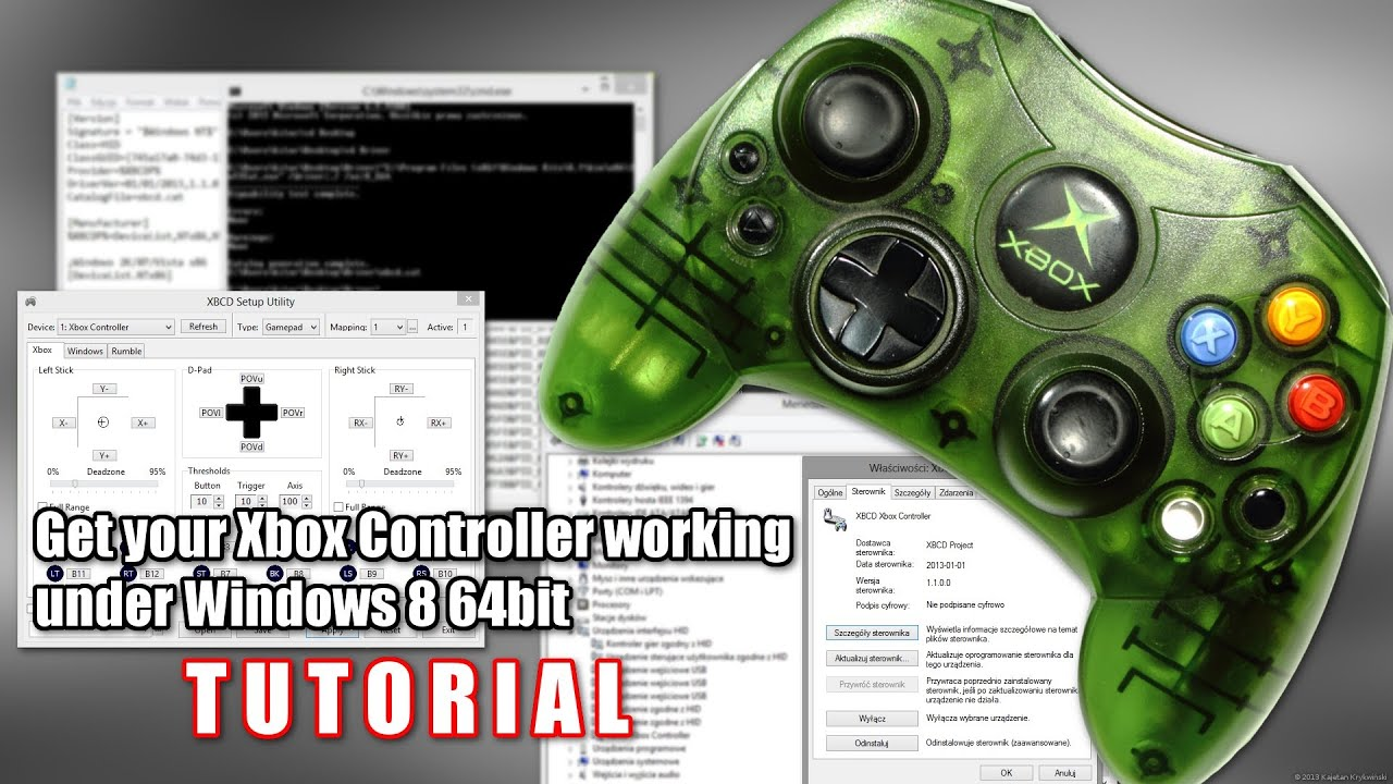Using PS3 Controller on Pc(bit) 4 Steps