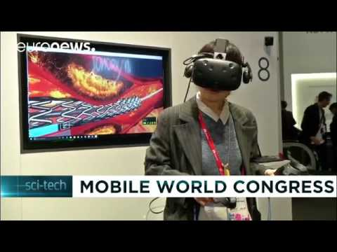 FundamentalVR at the Mobile World Congress in Barcelona