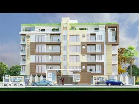 KGV Infra Gold County - Premium Luxury Apartments, Shreenathpuram, Kota (Rajasthan)