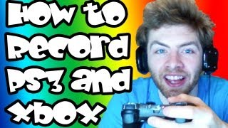 How to Record PS3 and Xbox 360 Gameplay Elgato Game Capture HD by Whiteboy7thst