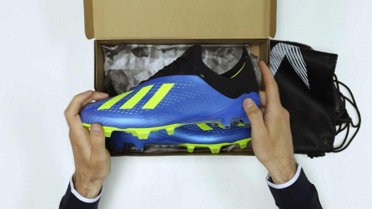 75063fd75b75 UNBOXING: adidas X 18.1 Energy Mode Pack - Las botas del Mundial de Rusia  2018