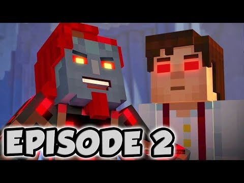 Minecraft Story Mode: SEASON 2 - EPISODE 2 (Full Playthrough)