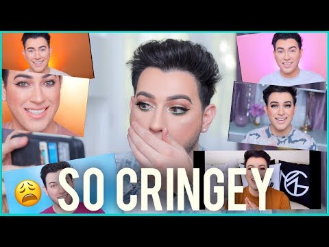 REACTING TO MY CRINGEY AF GIGGLE VIDEOS! THEY'RE SO BAD!