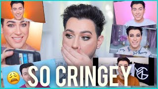 REACTING TO MY CRINGEY AF GIGGLE VIDEOS! THEY