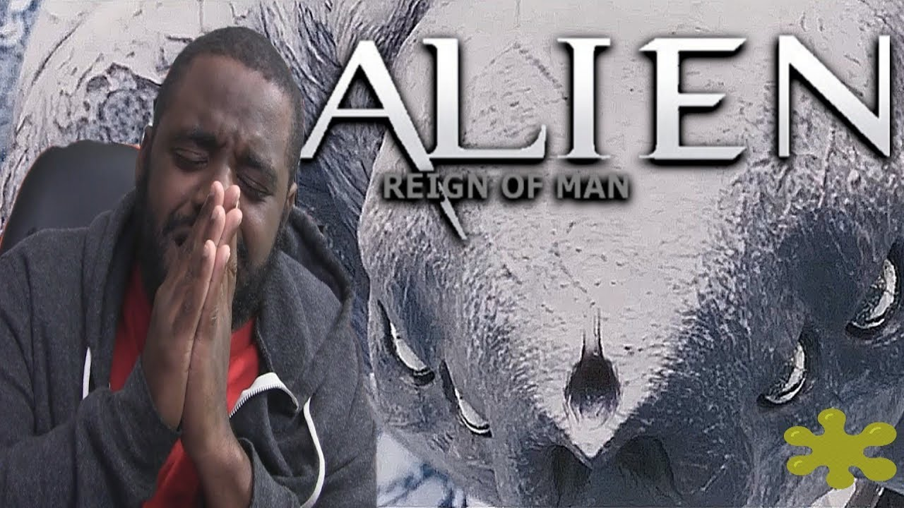 Download Alien:Reign of Man (2017) Review | Horror-ible Movies 1