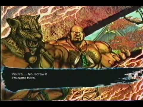 Street Fighter X Tekken - Win Quotes Vs. Pac-Man
