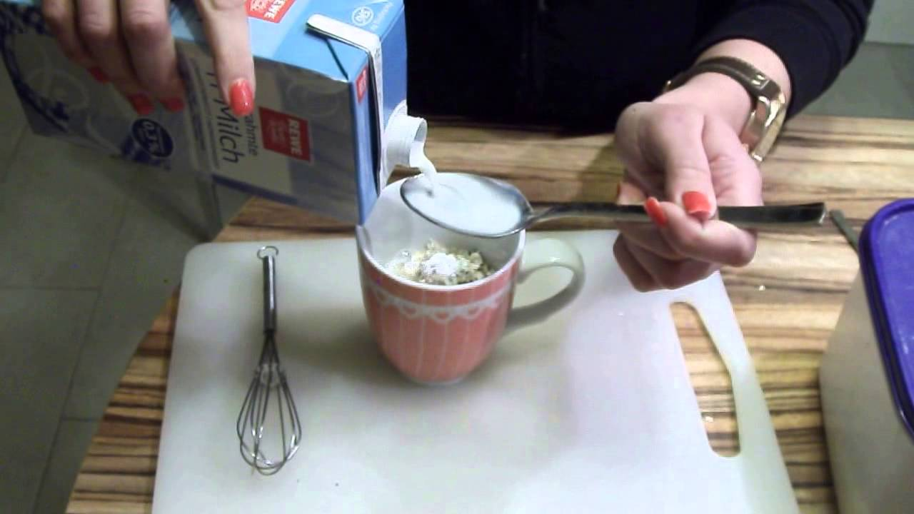 Schnellster kuchen der welt backen