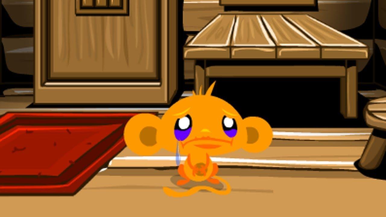 Monkey Go Happy 3 - Poki