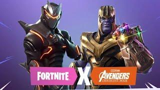 Comment obtenir Thanos beaucoup à Fortnite