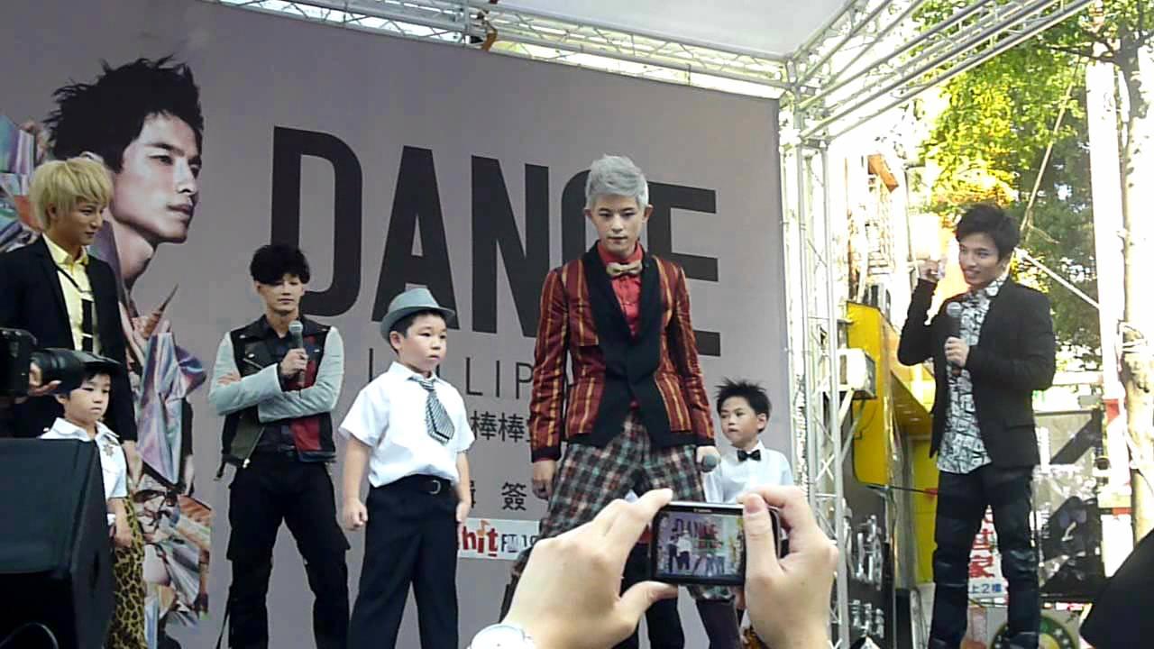 2011.10.23 西門屈臣氏Lollipop@F電司發行簽唱會和小朋友 - YouTube