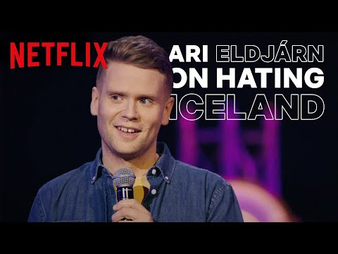 "Ari Eldjárn: Pardon my Icelandic - ""I Hate Iceland"""