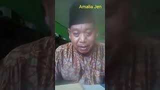Rahasia Amal Sholeh, oleh BUYA HANAFI Majlis Ta\x27lim An Nahdliyyin Desa Rawameneng, Blanakan, Subang