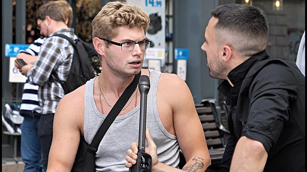 Hot-Headed Local Man Debates Vegan Activist | 'Prove Me Wrong'