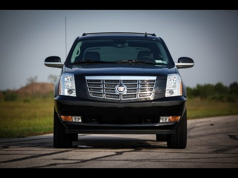 Cadillac Escalade EXT with HPE575 Supercharged Upgrade ...