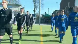BZ Liga Nrh Gr3 Saison 2017 18 SP21 DJK Adler Union Frintrop vs Blau Gelb Überruhr 25 2 2018