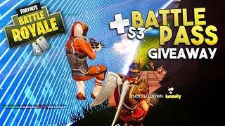 HECTIC JAR + S3 BATTLEPASS GIVEAWAY!! 😱-Fortnite Battle Royale (DUO)