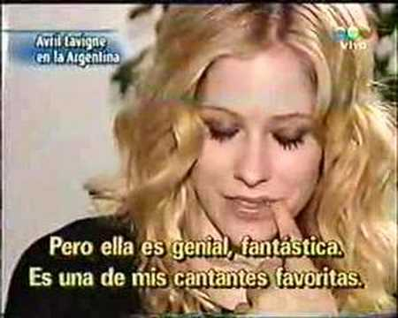 avril lavigne 2005 argentina warez