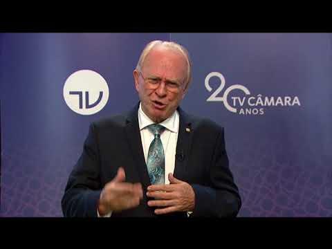 20 Anos TV Câmara: deputado Josué Bengtson (PTB-PA)