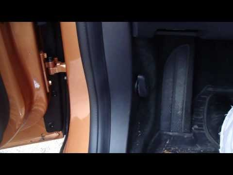 How to open Volvo S60 bonnet or hood. Years 2013-2017.