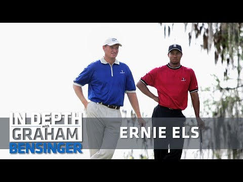 Ernie Els: It pains me to praise Tiger Woods
