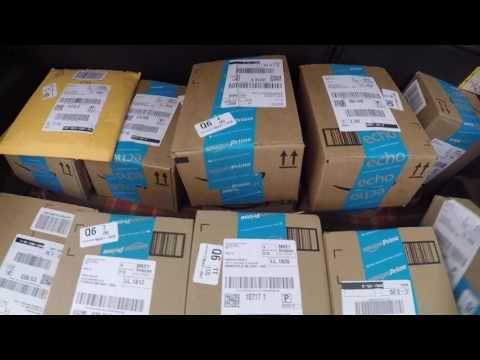 "amazon FLEX - how to handle ""Q"" labels - Same Day Delivery for Drivers"