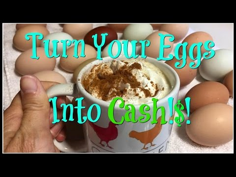 Turn Your EGGS Into CASH! ~