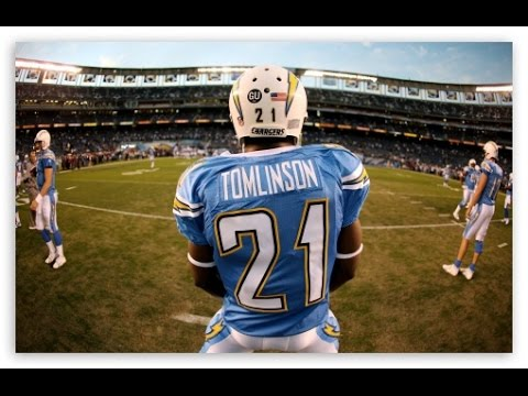 "LaDainian Tomlinson Career Highlights HD - ""Hall of Fame"""