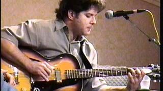 Pat Bergeson, CAAS 1999, playing