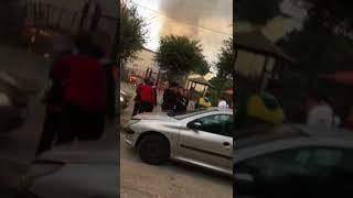 Grumo Nevano, incendiato parco giochi Caduti di Nassirya