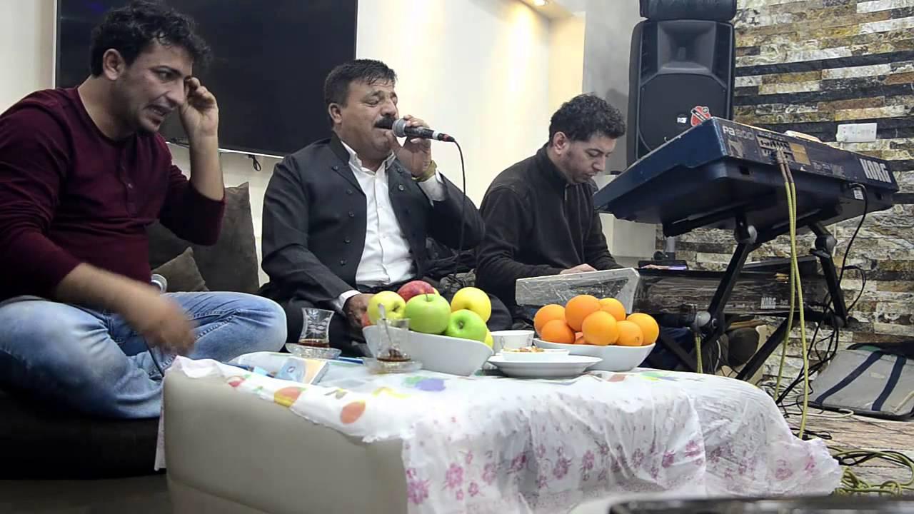 Aram Shaida ^ Rebwar malazada - Shazy Ga3da 2016 - Track 3 - Wara Dami mrdnm [video HD]