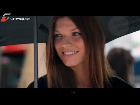 GT1-LIFE - The GT1 Grid Girls of Slovakia
