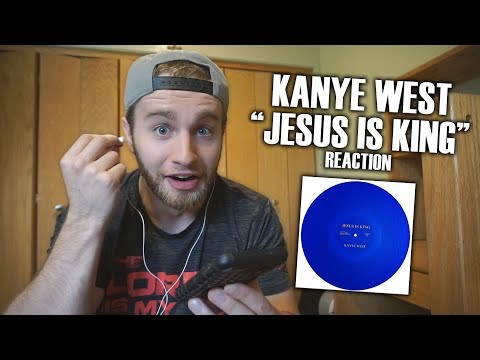 """A Christian Reaction to Kanye West's """"Jesus is King"""" Album"""