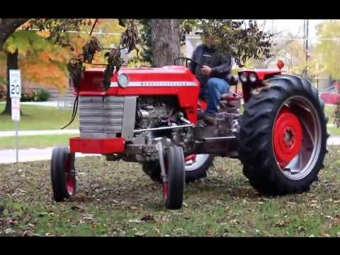1970 Massey-Ferguson 165 tractor for sale | sold at auction November 20, 2013