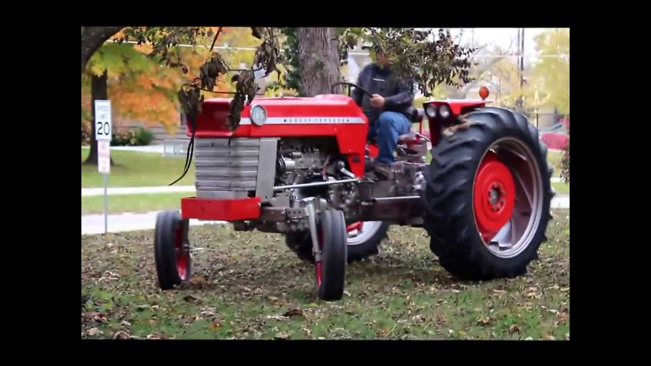 1970 massey ferguson 165 tractor for sale sold at. Black Bedroom Furniture Sets. Home Design Ideas