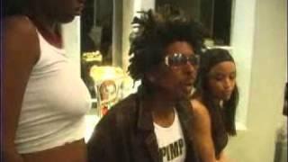 shock g on piano 2pac love digital underground
