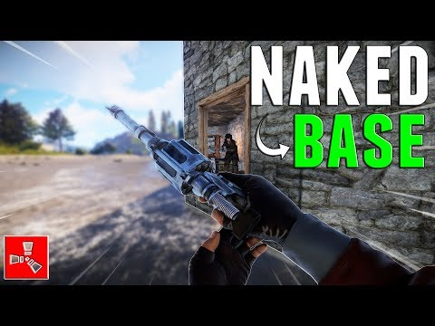 TAKING OVER AN ACTIVE BASE FROM SPAWN | Rust
