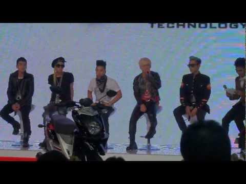 [FANCAM] BigBang Meet & Greet @Yamaha Bangkok Motor Show (Full)