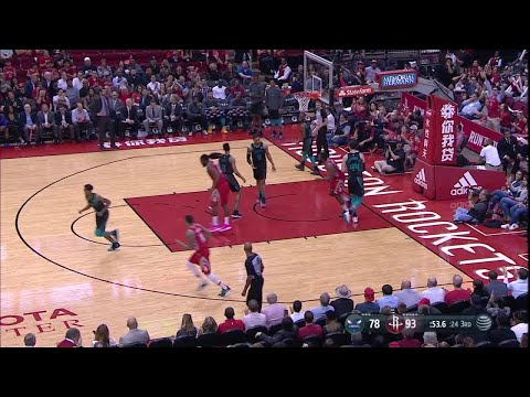 3rd Quarter, One Box Video: Houston Rockets vs. Charlotte Hornets