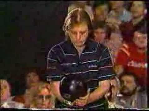 1987 PBA Greater LA Open - Pete McCordic shoots 300 (Part 1)