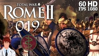 Total War: Rome 2 - Pergamon #019 - Landung bei Rom [Deutsch] | Rome II Gameplay