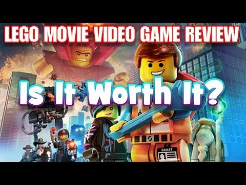 The LEGO Movie Videogame Is It Worth It? Is It Awesome Review (XBOX 360/XBOX ONE/PS4/PS3)