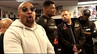 'ORTIZ HAS THE CHANCE TO F*** THIS WHOLE THING UP!' - LEONARD ELLERBE ON WILDER-FURY II BEING RUINED